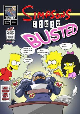 Simpsonovi: chyceni při činu